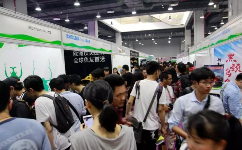 9月到广州!天津宣传推广实况,GIAS广州水族展专业观众邀约我们在行动!