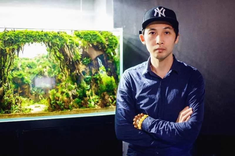 知名造景大师盘育成先生应邀成为GIAS广州水族展专家顾问!