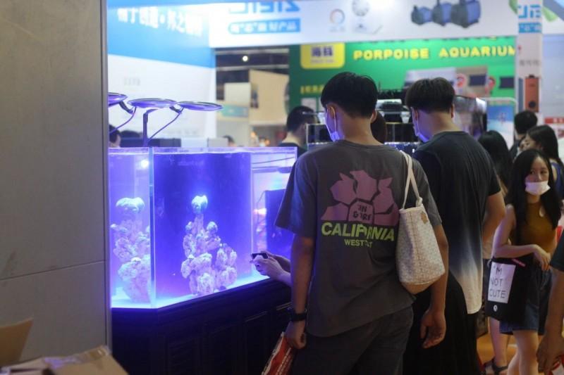 2021第六届GIAS广州国际水族来了!焕然一新广州水族展!