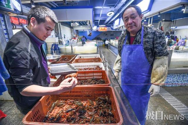 湖北小龙虾出水价攀新高!主养大虾集中出水期推迟,部分中小农户退市货源减少