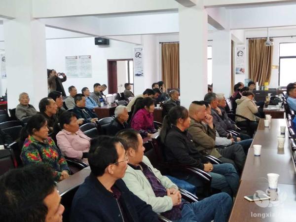 江苏省盐城市射阳县农业农村局举办稻虾综合种养技术培训班