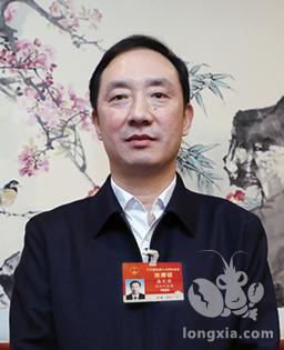 全国人大代表,潜江市委副书记、市长龚定荣:推动小龙虾产业规范化标准化产业化发展