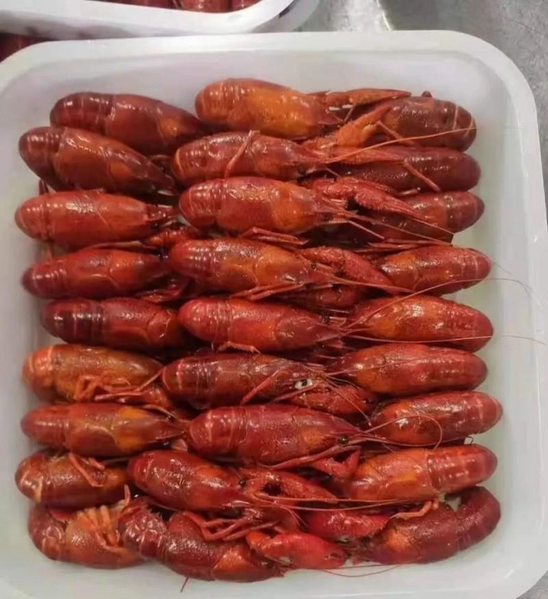 小龙虾价格全系列上涨,好虾尾和调味虾难求